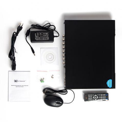 Мультиформатный видеорегистратор IPTRONIC AHDR1620QPX