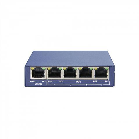 Коммутатор PoE IPTRONIC PS1-E5P4/2